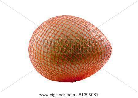 Pomelo In A Net
