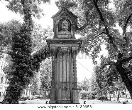 Altes Bach Denkmal