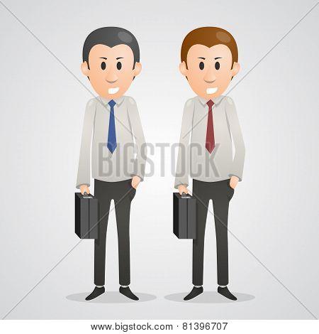 Office men