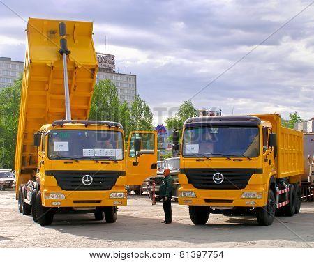 TIEMA trucks