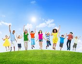 image of diversity  - Diverse Diversity Ethnic Ethnicity Variation Unity Togetherness Concept - JPG