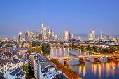 stock photo of frankfurt am main  - Frankfurt - JPG