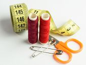 image of tailoring  - Sewing Thread accessories for the Tailoring profession - JPG