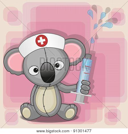 Koala Nurse