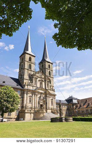 Monastery St Michael Bamberg
