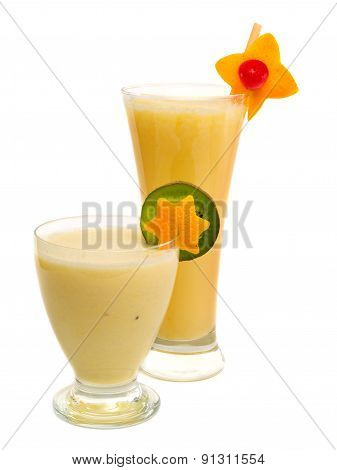 Cocktails Collection - Orange And Smoothies