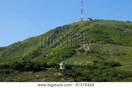 Mountain Mashuk Of Pyatigorsk.