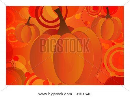 Pumpkin Bokeh