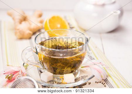 Tea With Ginger