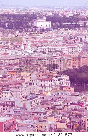 Filtered Rome