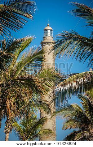Lighthouse in Maspalomas