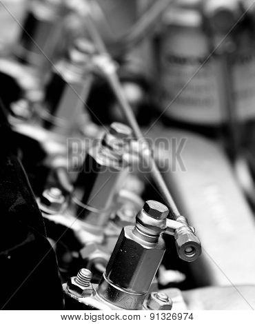 Engine Fragment