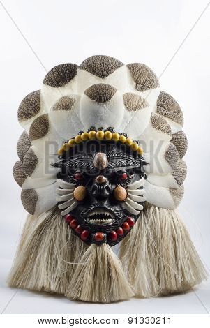 Mask from Manaus, Brazil