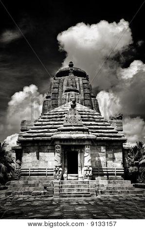 Historic Temple Architecture