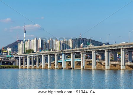 Seoul City South Korea