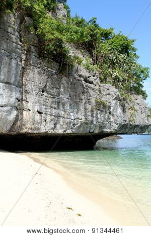 Samui Angthong National Marine Park