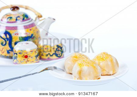 Chinese Pastry, Dessert For Chinese New Year