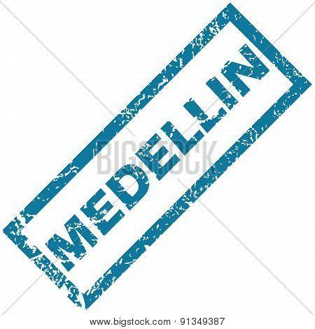 Medellin rubber stamp