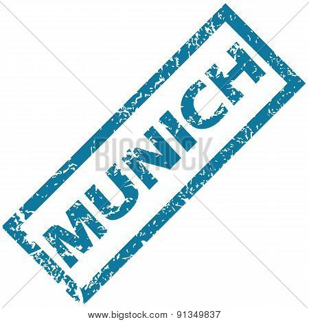 Munich rubber stamp