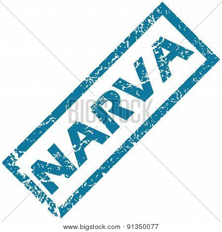 Narva rubber stamp