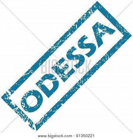 Odessa rubber stamp