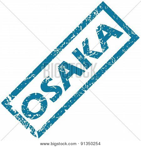 Osaka rubber stamp
