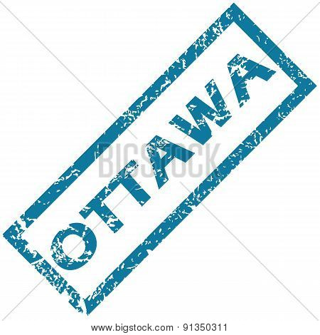 Ottawa rubber stamp