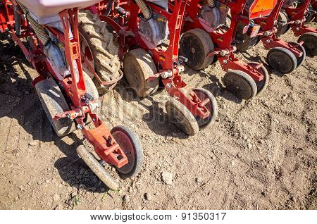 Sowing Equipment