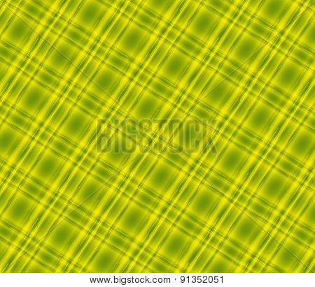 Yellow plaid tartan background