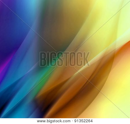 Abstract colorful background design illustration template