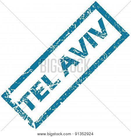 Tel Aviv rubber stamp