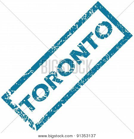 Toronto rubber stamp
