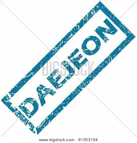 Daejeon rubber stamp
