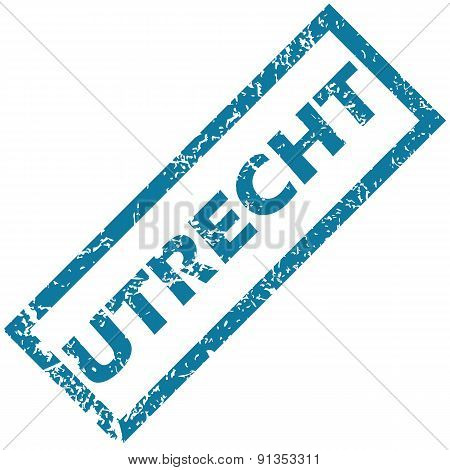 Utrecht rubber stamp