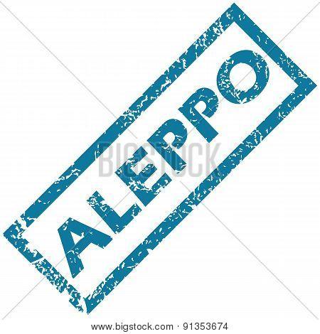 Aleppo rubber stamp