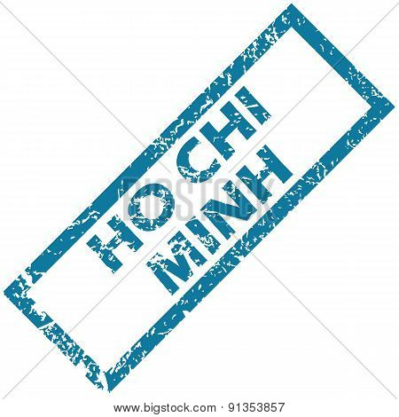 Ho Chi Minh rubber stamp