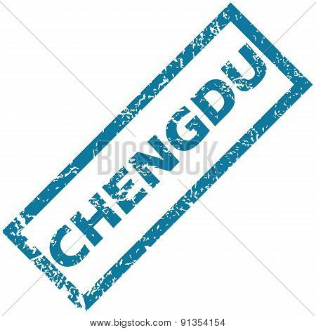 Chengdu rubber stamp