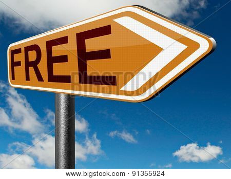 Free product trial sample offer or gratis download webshop web shop icon