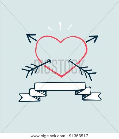 Heart And Arrows A