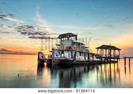 Tchefuncte Tugboat 2
