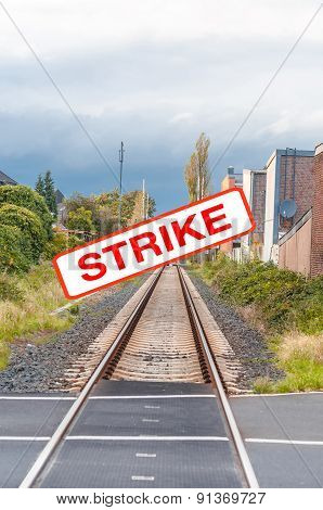 Railway Strikers