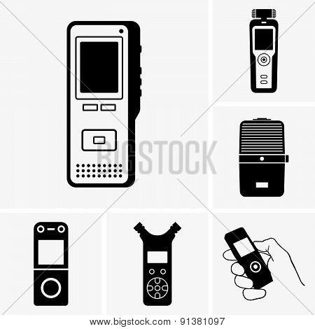 Dictaphones