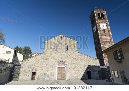 Agliate - Church Of San Pietro