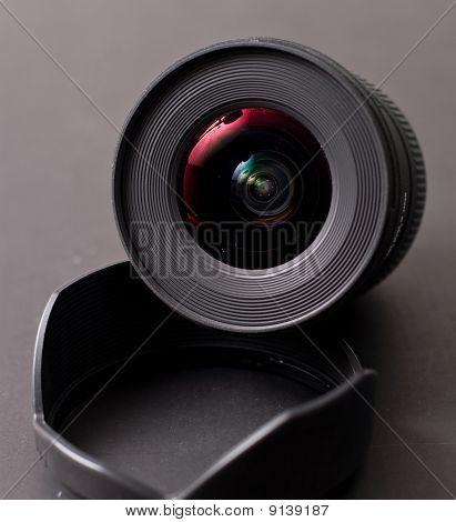 Front Glass Element On Slr Lens