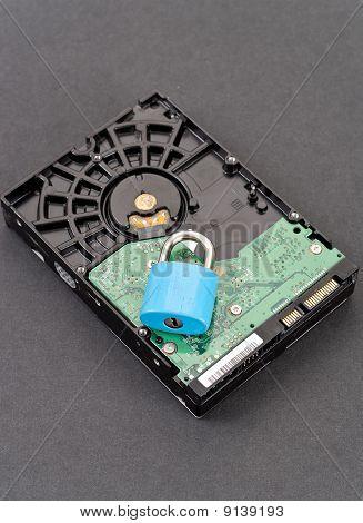 Proteção do Hacker de computador