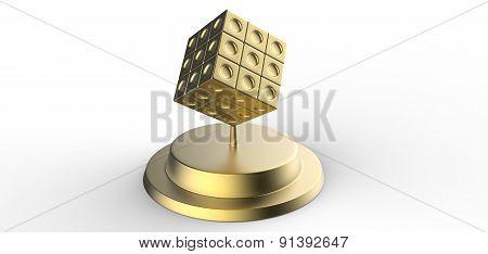 Golden Master Cube Award