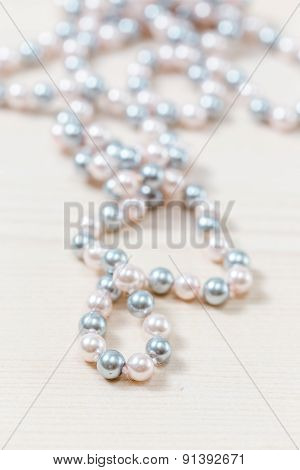 Pearls beads