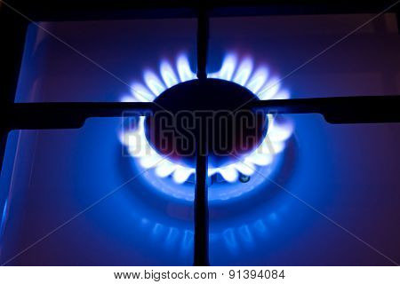Kitchen Gas Cooker