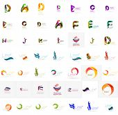 picture of universal sign  - Large corporate company logo collection - JPG