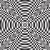 foto of optical  - Abstract vector black and white striped background - JPG